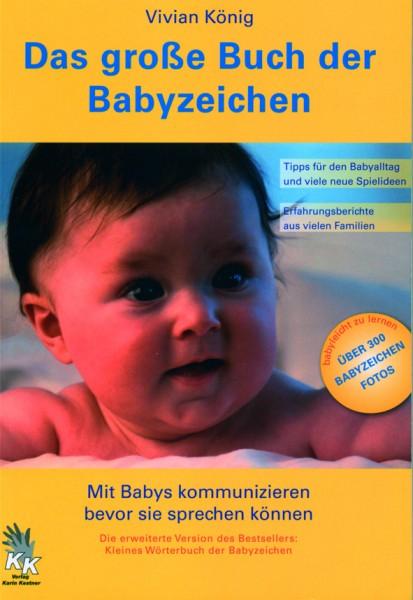 König: Das große Buch der Babyzeichen
