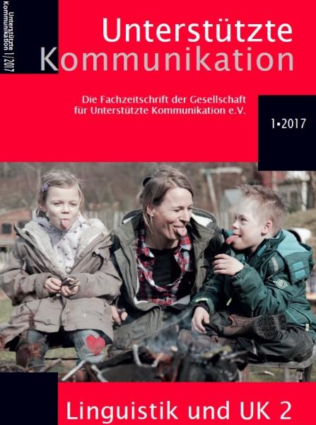 Unterstützte Kommunikation 1/2017