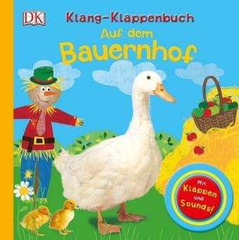 Klang-Klappenbuch: Auf dem Bauernhof