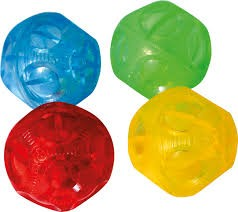 Sensorik Leuchtball