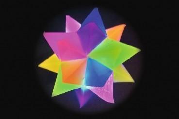 Blinkender Leuchtstern