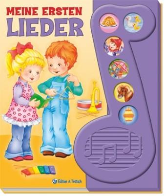 Meine ersten Kinderlieder mit Tonmodul