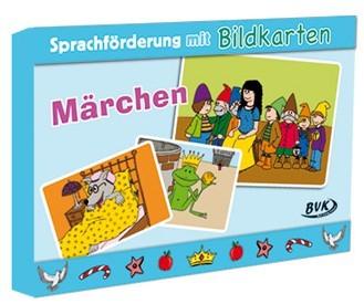 Sprachförderung mit Bildkarten: Märchen