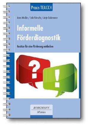 Häussler/Fritzsche/Tuckermann:Informelle Förderdiagnostik, m. CD-ROM
