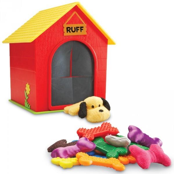 Ruffis taktile Hundehütte