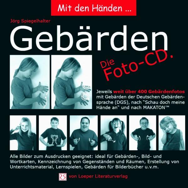 Spiegelhalter: Mit den Händen gebärden - CD