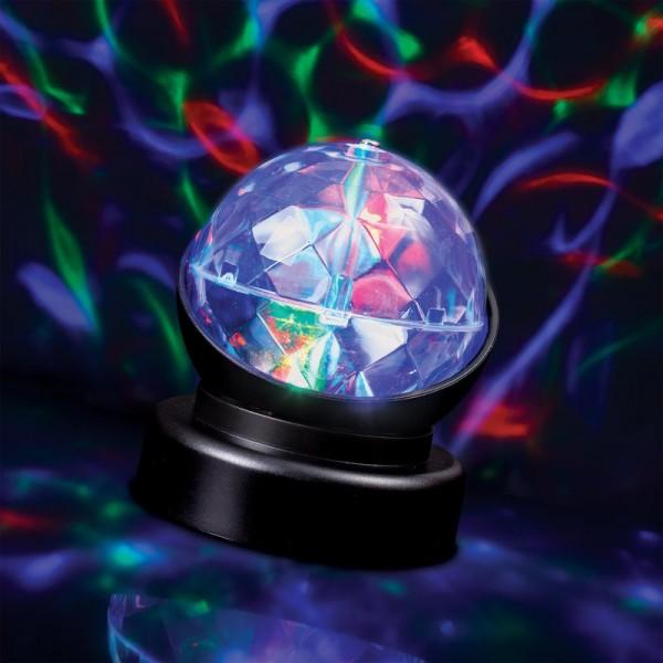 Kaleidoskop-Licht bei ARIADNE