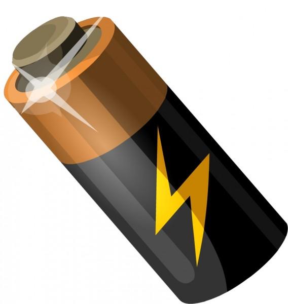 Mignon Batterien AAA 1,5 Volt 4 Stück