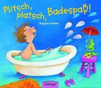 Geisler: Plitsch, platsch, Badespass!
