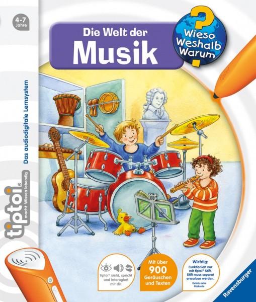 Friese: tiptoi Die Welt der Musik
