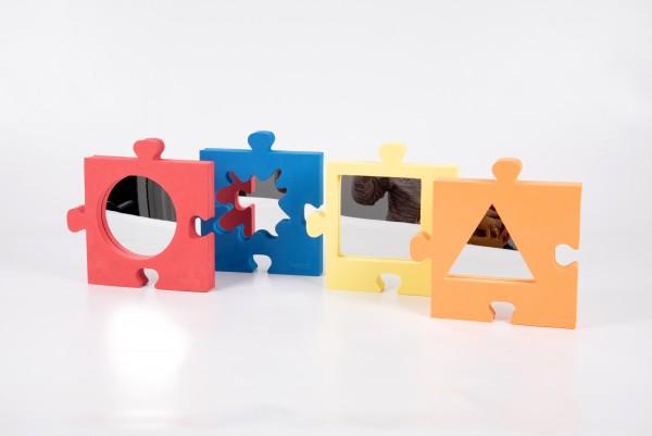 Riesen Spiegel-Puzzle-Set, 4-teilig