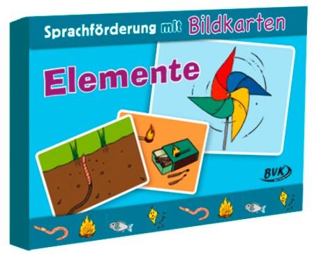 Sprachförderung mit Bildkarten: Elemente