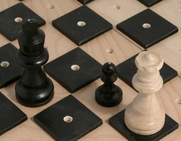 Schach für Blinde