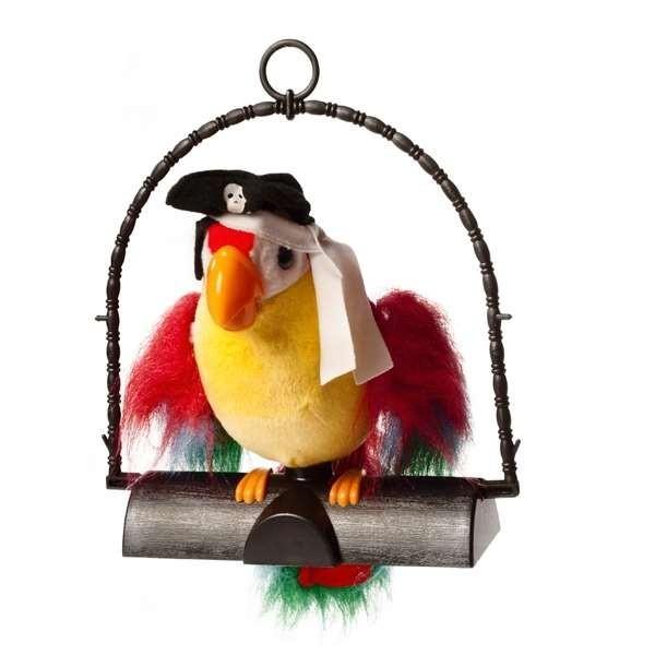 Sprech-Papagei Piraten-Pit