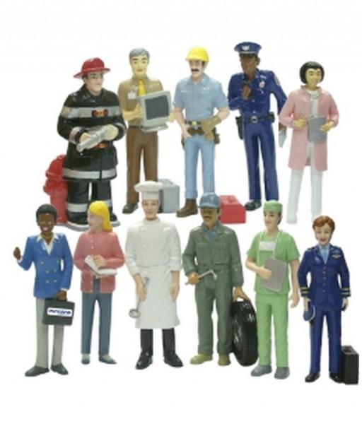 Spielfiguren Berufe