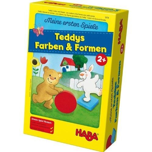 Meine ersten Spiele - Teddys Farben & Formen