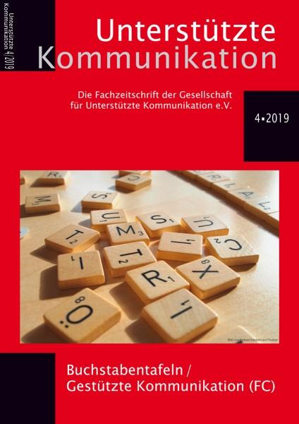 Unterstützte Kommunikation 4/2019
