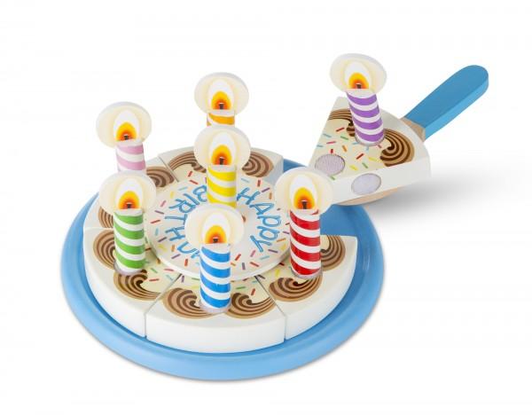 Große Geburtstags-Torte