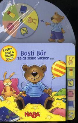 Basti Bär zeigt seine Sachen