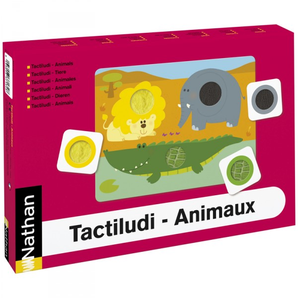 Tactiludi Tiere