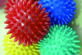 Krix – Der Igelball