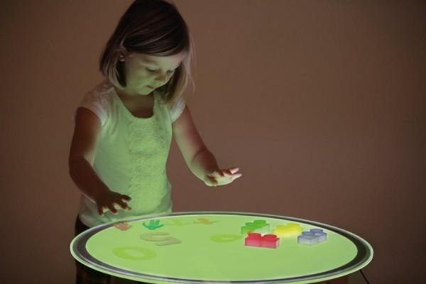 Rondolux – Der runde Farb-Leuchttisch