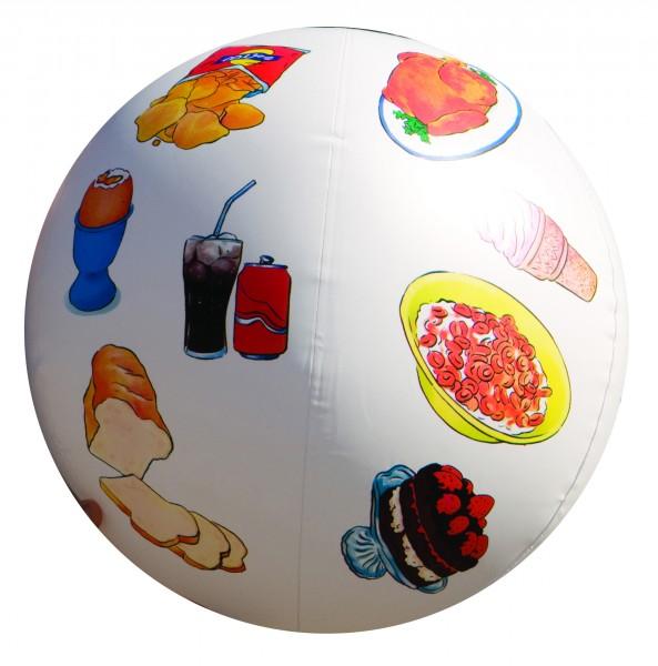 Wörterball Essen & Trinken