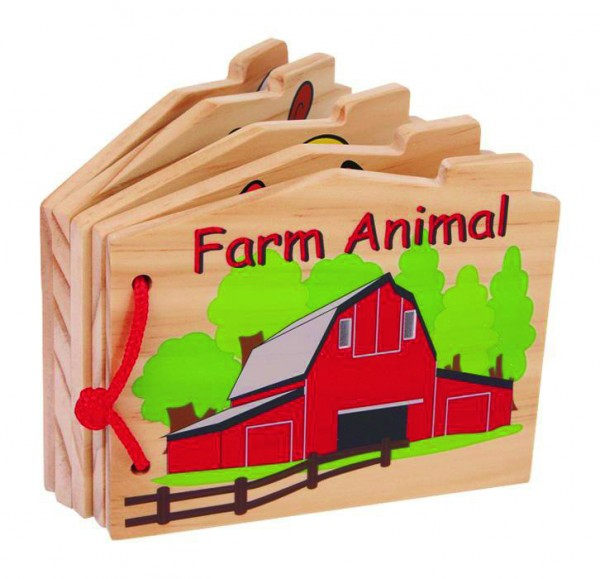 Animal Farm Holzbuch