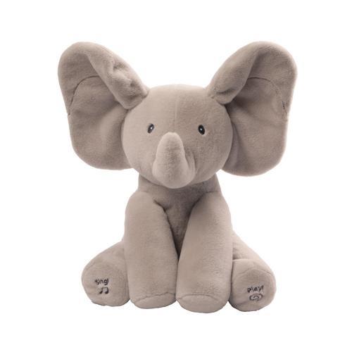 Flapsi, der kleine Elefant