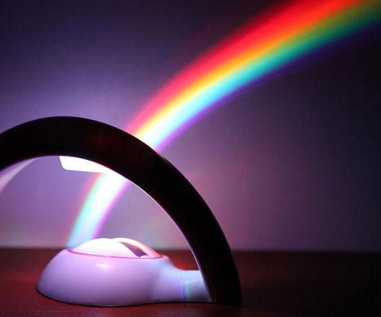 Sphaira Regenbogen-Projektor