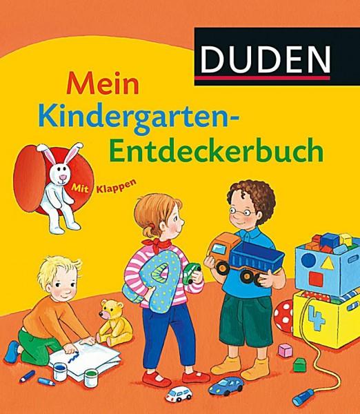 Essers/Spanjardt: Mein Kindergarten-Entdeckerbuch