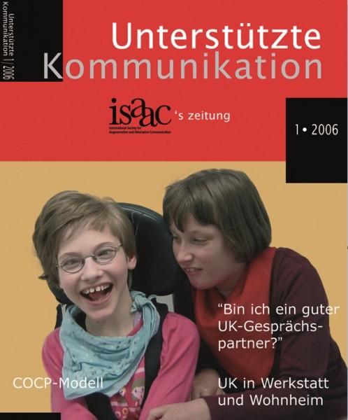 Unterstützte Kommunikation 1/2006