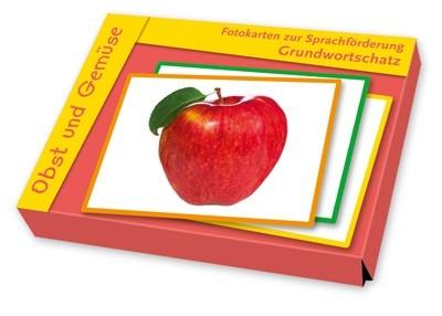 Grundwortschatz Obst und Gemüse