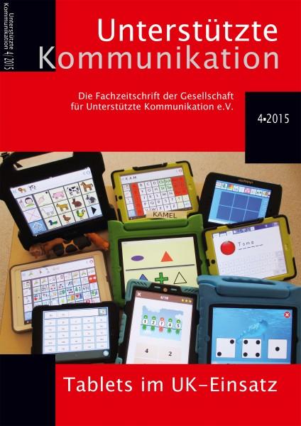 Unterstützte Kommunikation 4/2015