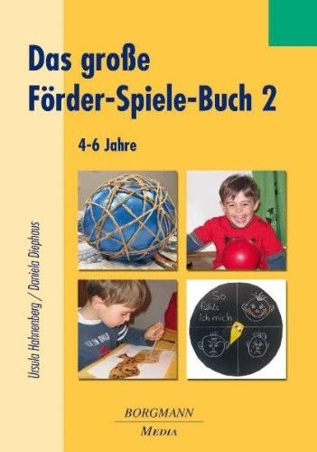 Hahnenberg und Diephaus: Das große Förder-Spiele-Buch 2