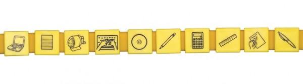 Schule und Unterricht I Variables Kommunikations-Armband