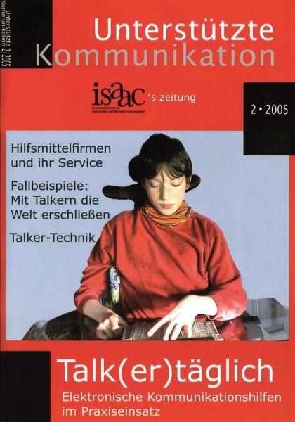 Unterstützte Kommunikation 2/2005