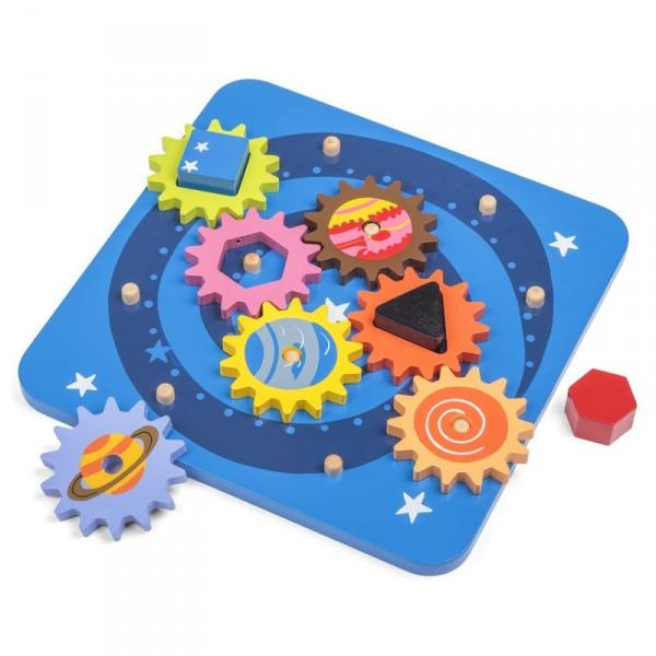 Planeto Zahnrad-Puzzle
