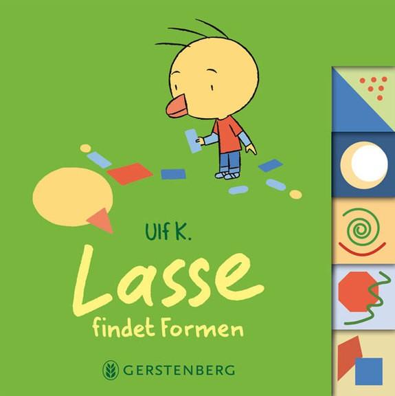 K.: Lasse findet Formen