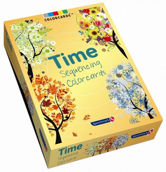 Zeit erleben – Colorcards
