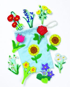 Blumen-Set klein