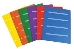 Einlegeblätter für PECS-Kommunikationsbuch Standard DIN A5 6er-Set