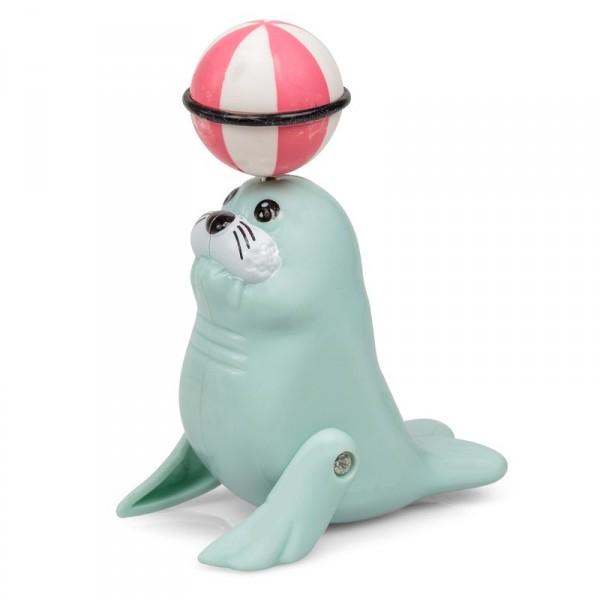 Aufzieh-Flipper