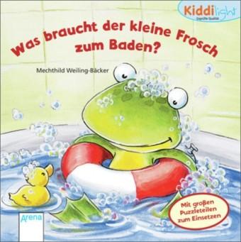 Weiling-Bäcker: Was braucht der kleine Frosch zum Baden?