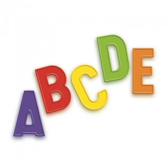 Magnetbuchstaben Riesenbox - 48 Großbuchstaben