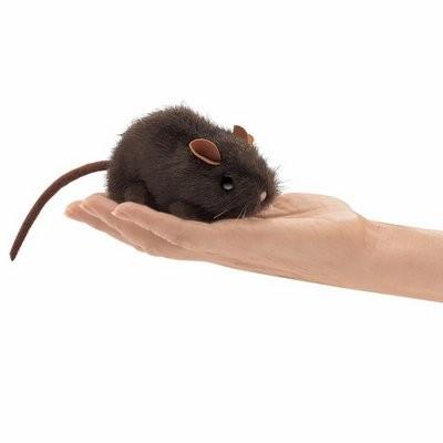 Folkmanis Mini-Maus Fingerpuppe bei ARIADNE