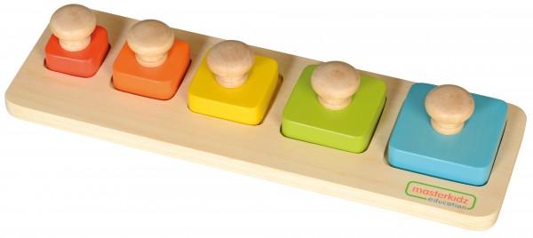 Stabis Größen und Farben Puzzle