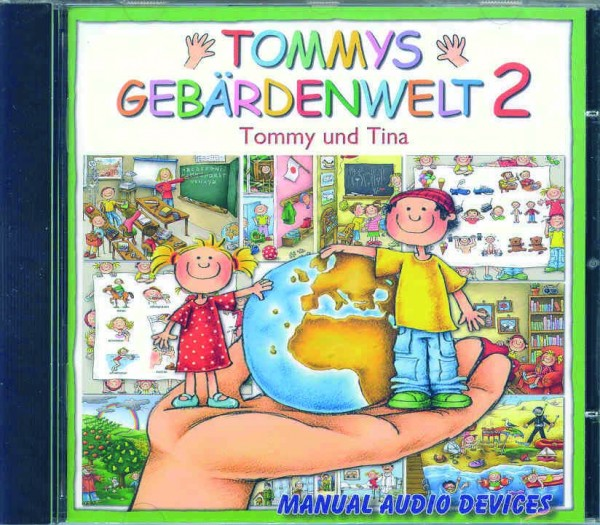 Kestner: Tommys Gebärdenwelt 2 - CD-ROM 2