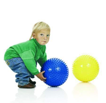 Noppen-Fanglernball bei ARIADNE