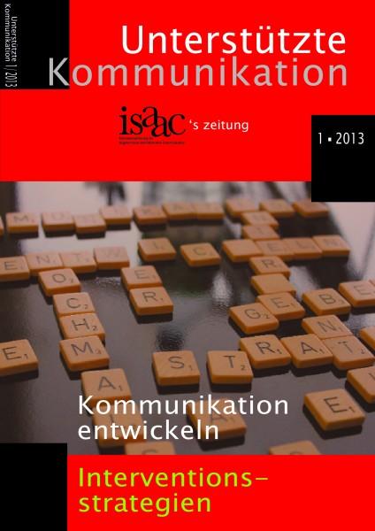 Unterstützte Kommunikation 1/2013